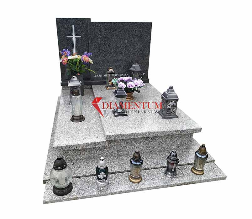 kamieniarstwo wroclaw nagrobek podwójny grobowiec