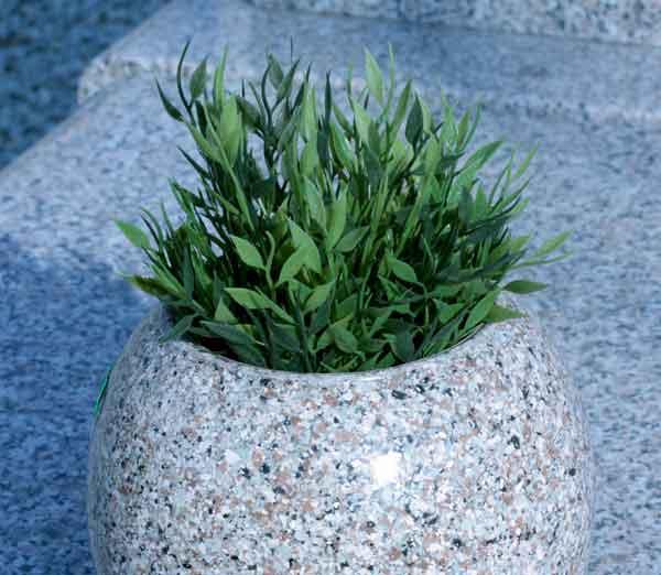Kamieniarstwo, nagrobki - akcesoria nagrobne, wazon nagrobny